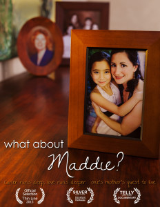 What About Maddie - Cover Photo